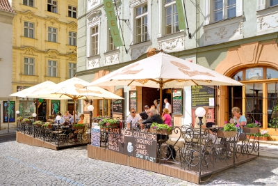 Hotel Golden Star Praga